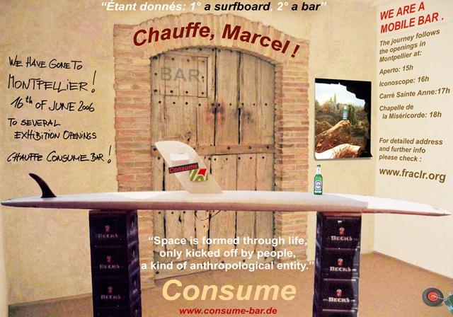 Consume Bar Montpelier